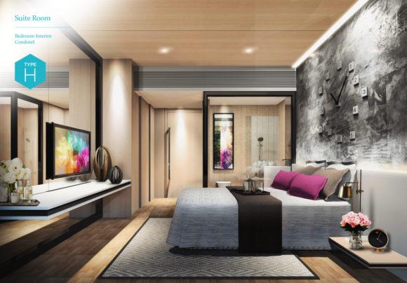 Condotel Suite Room